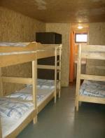 Táborhelyszínek, Balatonakali Ifjúsági Tábor szállás