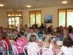 Táborhelyszínek Ceglédfürdő Ifjúsági Tábor étterem