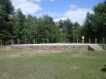 Táborhelyszínek Ceglédfürdő Ifjúsági Tábor színpad