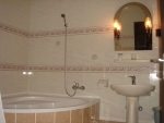 Táborhelyszínek Felsőtárkány Hotel és Tábor hotel fürdőszoba