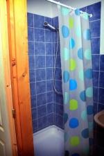 Táborhelyszínek Felsőtárkány Hotel és Tábor turistaház zuhanyzó