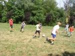 Táborhelyszínek, Somogydöröcske Ifjúsági Tábor udvar foci