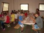 Táborhelyszínek Szaknyér Ifjúsági Tábor étkező