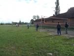 Táborhelyszínek Szaknyér Ifjúsági Tábor udvar