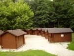 Táborhelyszínek Tata Hotel és Ifjúsági Tábor faházak 2