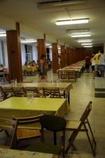 Táborhelyszínek, Velence Ifjúsági Tábor étterem