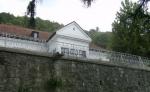 Táborhelyszínek Visegrád Üdülőtábor épület