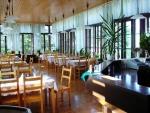 Táborhelyszínek Visegrád Üdülőtábor étterem