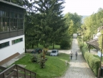 Táborhelyszínek Visegrád Üdülőtábor park