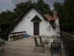 Táborhelyszínek Visegrád Üdülőtábor terasz