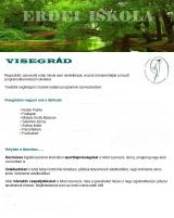 Táborhelyszínek Visegrád Erdei Iskola