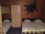 Táborhelyszínek, Csemő Ifjúsági Tábor faház szállás