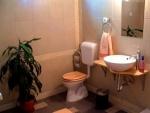 Táborhelyszínek, Kerecsend Ifjúsági Tábor malomkert fürdőszoba