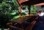 Táborhelyszínek, Kerecsend Ifjúsági Tábor malomkert terasz