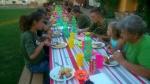 Táborhelyszínek - Mezőhegyes Ifjúsági Tábor étkezés