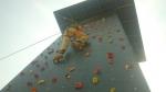 Táborhelyszínek - Mezőhegyes Ifjúsági Tábor mászótorony
