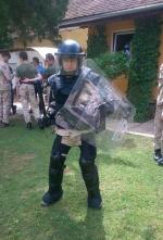 Táborhelyszínek - Mezőhegyes Ifjúsági Tábor rohamrendőr
