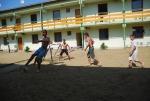 Táborhelyszínek Mezőkövesd Ifjúsági Tábor udvar, foci