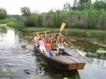 Táborhelyszínek Nemesnádudvar Tábor csónakázás