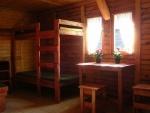 Táborhelyszínek, Nyíregyháza Ifjúsági Tábor szállás