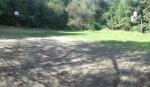 Táborhelyszínek, Parádfürdő Ifjúsági Tábor focipálya kosárpalánkokkal