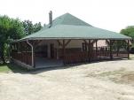 Táborhelyszínek, Pusztafalu Ifjúsági Tábor közöségi ház
