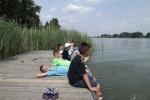 Táborhelyszínek, Szigetszentmárton Ifjúsági Tábor stég