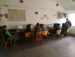 Táborhelyszínek, Szigetszentmárton Ifjúsági Tábor számítógépes terem
