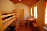 Táborhelyszínek, Szilvásvárad Ifjúsági Tábor 4 ágyas szoba
