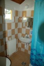 Táborhelyszínek, Szilvásvárad Ifjúsági Tábor fürdőszoba