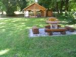 Táborhelyszínek, Szilvásvárad Ifjúsági Tábor udvar