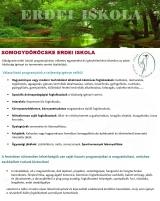 Táborhelyszínek Somogydöröcske Erdei Iskola