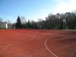 Táborhelyszínek, Velence Ifjúsági Tábor, rekortán sportpálya