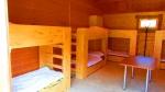 Táborhelyszínek, Katalinpuszta Ifjúsági Tábor 12 ágyas szoba