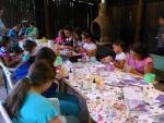 Táborhelyszínek, Katalinpuszta Ifjúsági Tábor kézműves foglalkozás