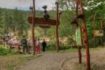 Táborhelyszínek, Katalinpuszta Ifjúsági Tábor tanösvények