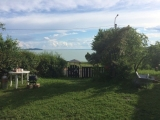 Táborhelyszínek, Pálköve Fogadó, Balaton az udvarról