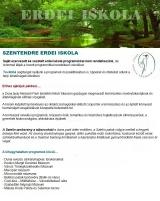 Táborhelyszínek, Szentendre Ifjúsági Tábor Erdei Iskola