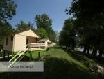 Táborhelyszínek, Szentendre Ifjúsági Tábor, komfortos faházak