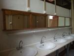 Táborhelyszínek, Szentendre Ifjúsági Tábor, mosdó