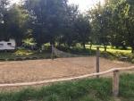 Táborhelyszínek, Szentendre Ifjúsági Tábor, strandröplabda pálya
