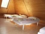 Táborhelyszínek, Szentendre Ifjúsági Tábor, turistaház szállás