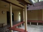 Táborhelyszínek, Szentendre Ifjúsági Tábor, udvarház