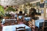 Táborhelyszínek, Királyrét Fogadó és Erdei Hotel, ebédlő