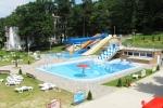 Táborhelyszínek, Sopron Ifjúsági Tábor, fürdő medencék