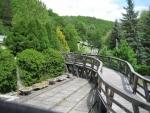 Táborhelyszínek, Sopron Ifjúsági Tábor, park részlet