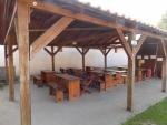 Táborhelyszínek, Dég Panzió és Ifjúsági Tábor, nyitott foglalkoztató