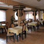 Táborhelyszínek, Keszthely Panzió, étterem
