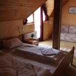 Táborhelyszínek, Keszthely Panzió, franciaágyas szoba