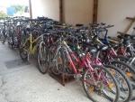Táborhelyszínek - Révfülöp Panzió és Tábor, kerékpárok